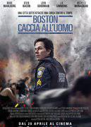 BOSTON - CACCIA ALL'UOMO (PATRIOTS DAY)